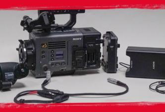 SOLD Sony VENICE 6K Digital Motion Picture Camera