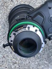 SOLD Fujinon XK20-120mm T3.5 Cabrio Premier Lens w/Jason Case