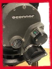 OConnor ULTIMATE 2060HD Professional Fluid Tripod Head  (150mm)
