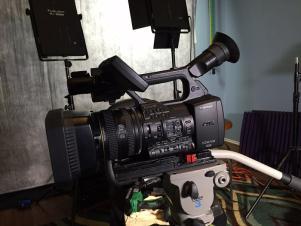 Sony PXWZ100 4K Handheld XDCAM Camcorder