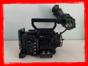 Sony PMW-F5 Super 35mm 4K CMOS Sensor CineAlta Camera Pkg.