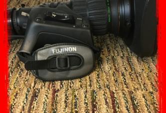 Fujinon ZK25-300mm T3.5 to T3.85 Cabrio Premier Lens (PL Mount)