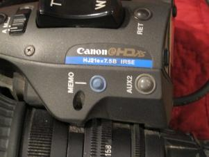 "Canon HJ21ex7.5B-IRSE- HDxs 21x 2/3"" ENG Lens"