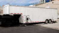 2015 Stealth 32FT Production Rack ReadyTrailer w/Terminal & Clear Com Equipment