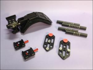P+S Technik 3D Freestyle Rig W/Evolution Upgrade
