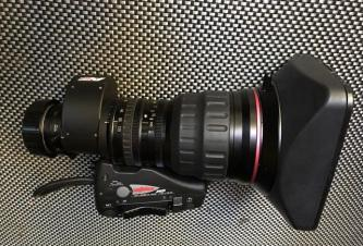Angenieux T19x7.3 BESMD HD  2/3inch HD ENG zoom lens