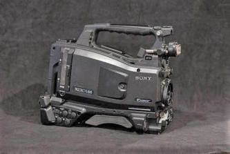 "Sony PMW-400L 2/3"" XDCAM EX HD Camcorder"