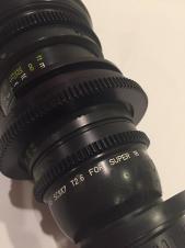 Canon 7-63mm S16 T2.6 PL Mount Lens
