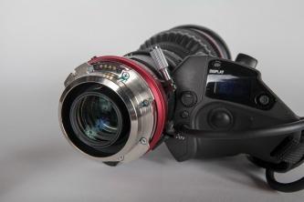 Canon CN7x17 KAS S Cine-Servo 17-120mm T2.95 PL Mount Lens