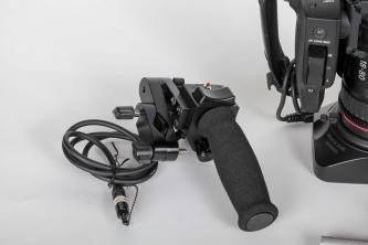 Canon CN-E 18-80mm T4.4 COMPACT-SERVO Cinema EF Mount Zoom Lens