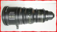 ARRI 18-80mm Alura Studio Zoom T2.6 - Imperial, PL Mount