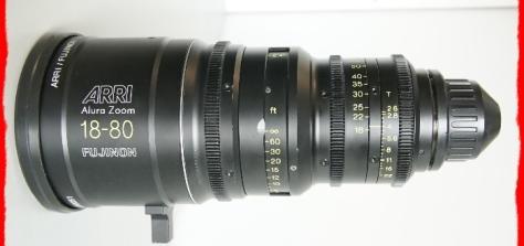 ARRI 18-80mm Alura Studio Zoom T2.6 - Imperial, PL Mount