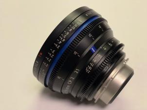 ZEISS Compact Prime CP.2 21mm/T2.9 Cine Lens PL Mount