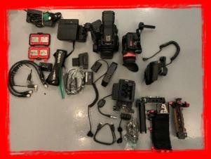 Canon Cinema EOS C300 Mark II 4K Camera Package  EF Mount