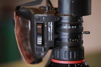 Angenieux TELE Zoom ENG lens 26x7.8 AIF HR