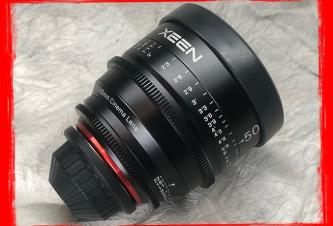 SOLD! Rokinon Xeen 50mm T1.5 Lens for PL Mount