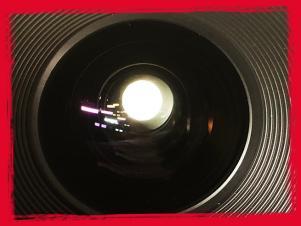 Rokinon Xeen 24mm T 1.5  PL Mount Full Frame Prime Lens 114mm Front