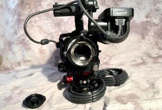 Sony PMW-F55 CineAlta 4K Digital Cinema Camera w/Pro Res Option
