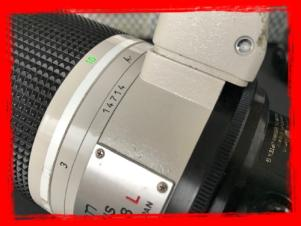 Canon FD300mm 1:2.8 L Lens with B4 & Arri BayonetMounts