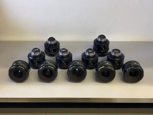 Zeiss LDS Ultra Primes 16,20,24,28,32,40,50,65,85,100 & 135 Set of 11