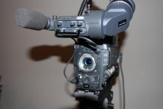 SONY PDW-F350 - XDCAM™ HD Camcorder