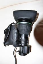Canon KH21ex5.7B IRSE hdgcSeries Lens