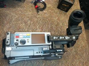 Sony SRW-9000 HDCAM SR Camcorder