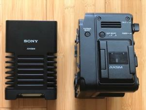Sony AXS-R7 Ext. 4K RAW Recorder w/ S48 Cards & Reader
