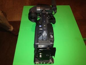 "Sony PDW-F350 XDCAM HD 1/2"" 3CCD Camera"