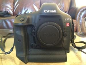 Canon 1D C HDSLR Cinema EOS Camera  with Extras
