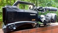 Panasonic HPX3100 P2 HD Camcorder w/Color VF