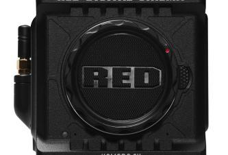 NEW RED DIGITAL CINEMA KOMODO 6K Digital Cinema Camera (Canon RF)