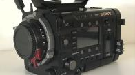 Sony PMW F55 Sony CineAlta 11.6 MP Ultra HD Camcorder - 4K  Camera