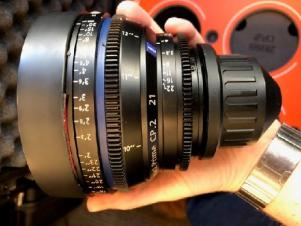 SOLD Zeiss CP 2 set of 5 with Case
