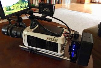 Vision Research Phantom V711 HI Speed Camera