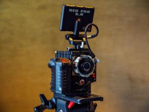 RED EPIC-M 5K Camera Package