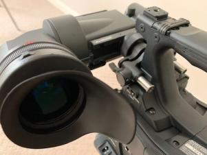 """SOLD! Sony PMW500 XDCAM HD422 2/3"""" CCD Shoulder mount  Camcorder"""