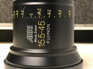 ARRI / Fujinon Alura 15.5-45mm T2.8 Zoom