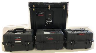 GSS Cinema Mini 5-Axis Gyro-Stabilized Gimbal