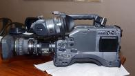 Panasonic AG-HPX 500 P2HD Camcorder With Fujinon 17x Lens W/ 2x Ext.