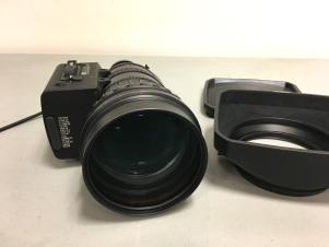 Fujinon HA25x16.5BERD-S18 25X Zoom Lens B4 Mount w2x Extender- HD Telephoto Len