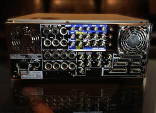 Panasonic AJ-HD1700 DVCPRO HD-EX Studio VTR