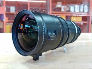 Fujinon 18-85mm T2.0 (21-100mm T2.4) Premier PL Zoom Lens