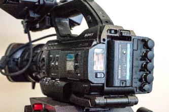 "Sony PMW300K  Three 1/2"" Exmor CMOS XDCAM HD422 Memory Semi-Shoulder Handy Camcorder"
