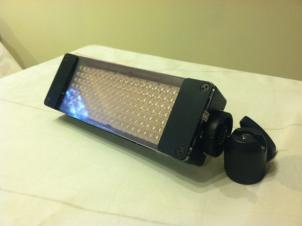 Litepanels Mini Plus 5600K With Tungsten Gel