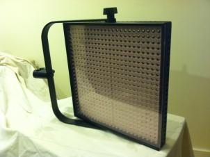 Litepanels Flood 1 x 1 5600K With Tungsten Gel