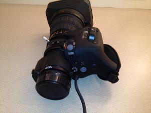 Fujinon ZA 17 x 7.6 BERM - M58 Hi Def. Broadcast Lens