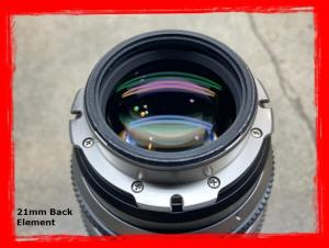 Set of 12 Leica Summilux C Lenses