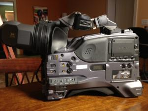 Sony PDW-530 XDCAM Camcorder