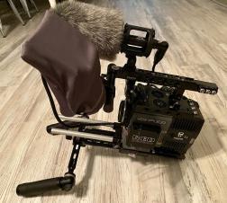 Red Scarlet Weapon 5K Camera Pkg.